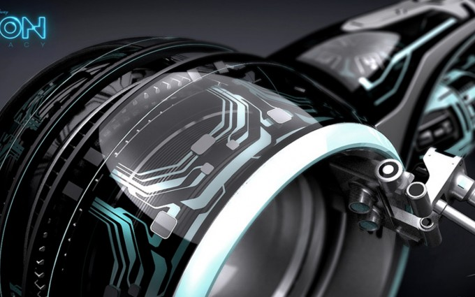 tron wallpapers bike hd