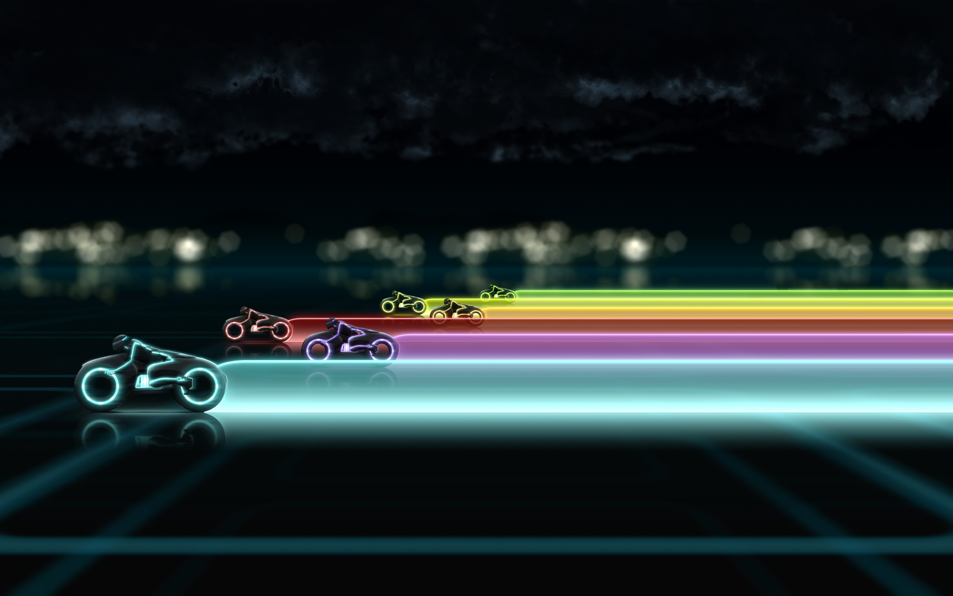 tron wallpapers bikes hd