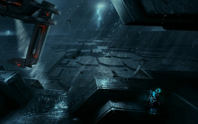 tron wallpapers game