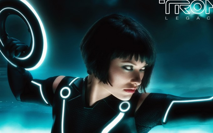 tron wallpapers legacy olivia