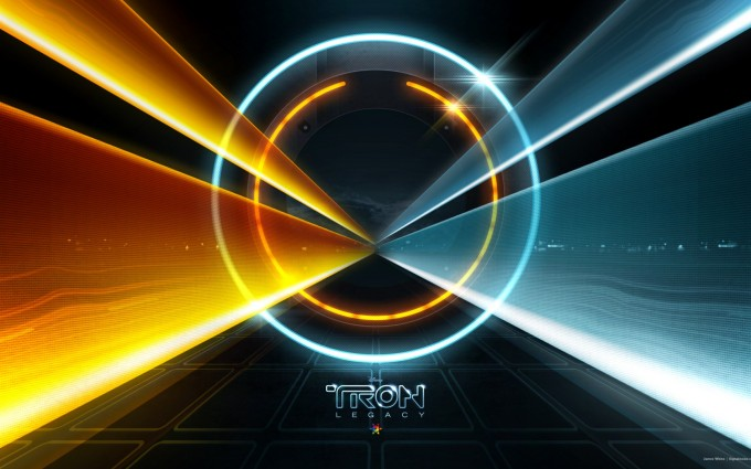 tron wallpapers movie