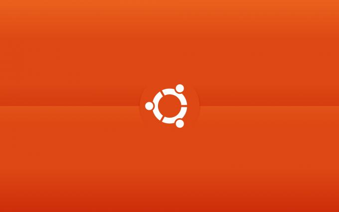 ubuntu wallpaper orange