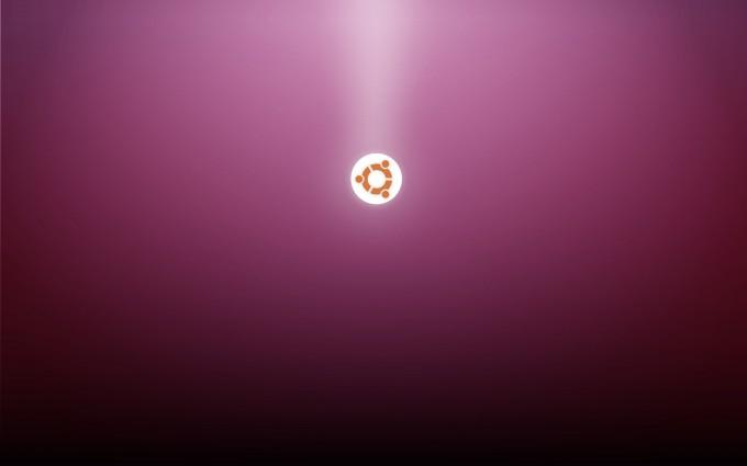 ubuntu wallpaper purple cool