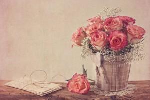 vintage floral wallpaper cute