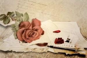 vintage rose wallpaper hd