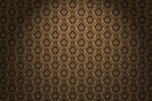 vintage wallpaper gold