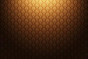 vintage wallpaper light