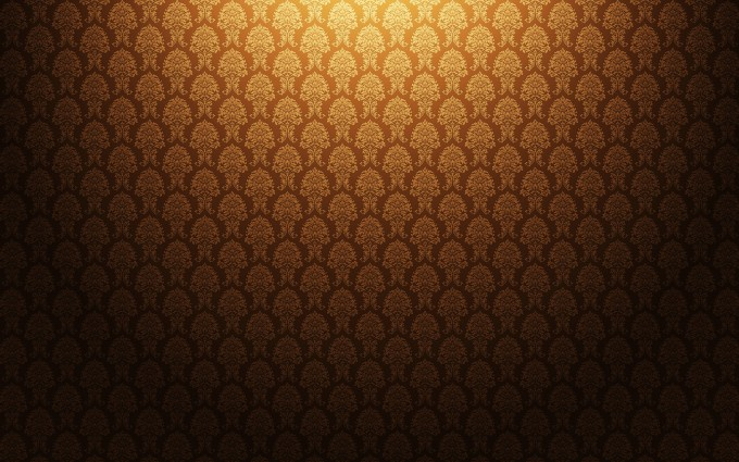 vintage wallpaper light
