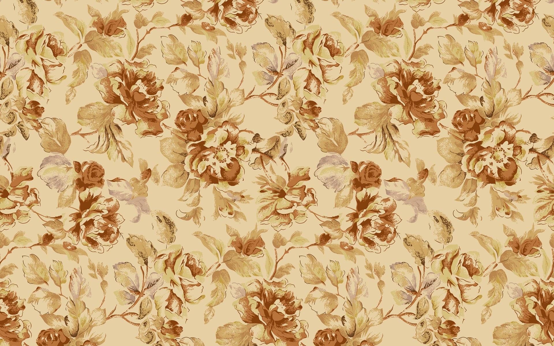 Classic Vintage Wallpaper: Vintage Wallpaper Pattern - HD Desktop Wallpapers