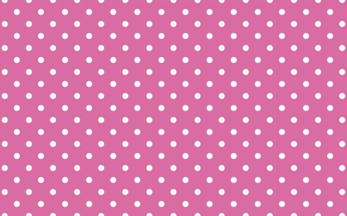 vintage wallpaper polka dot