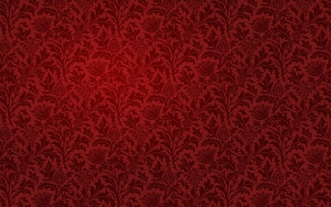 vintage wallpaper red