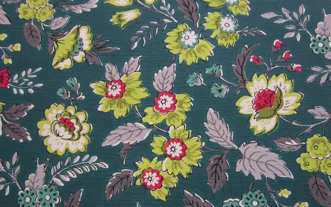 vintage wallpaper theme floral