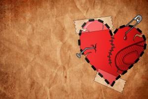 wallpaper of love hurts