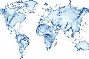water wallpaper world