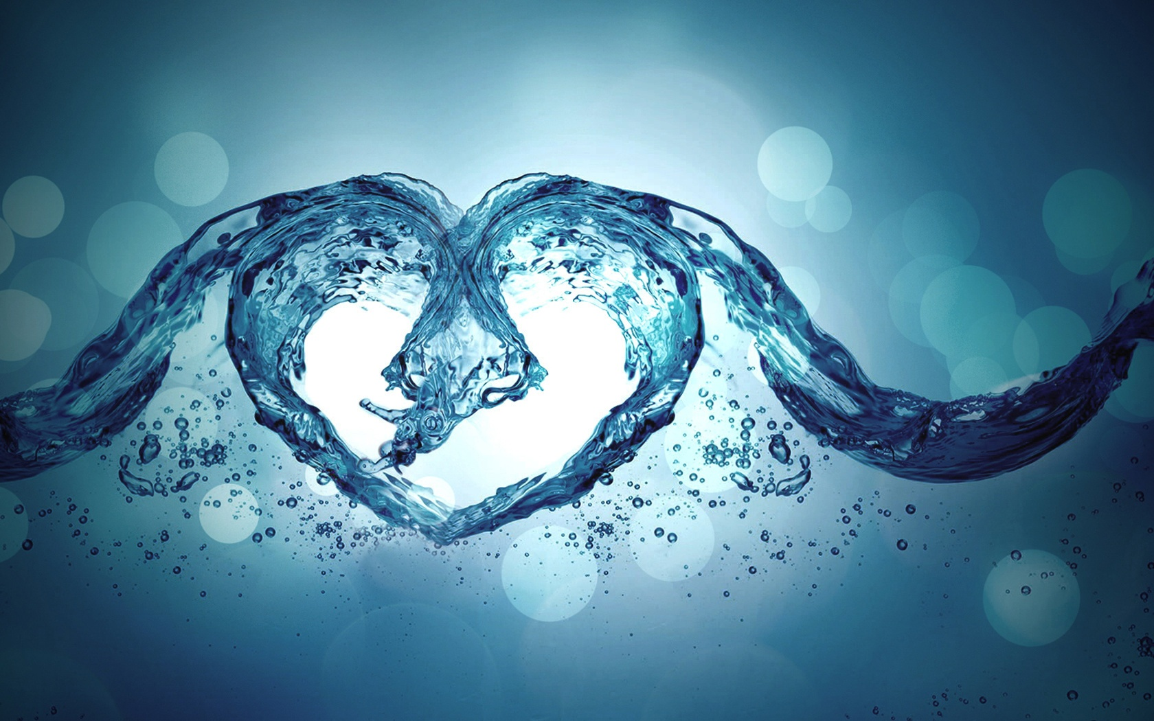 water wallpaper