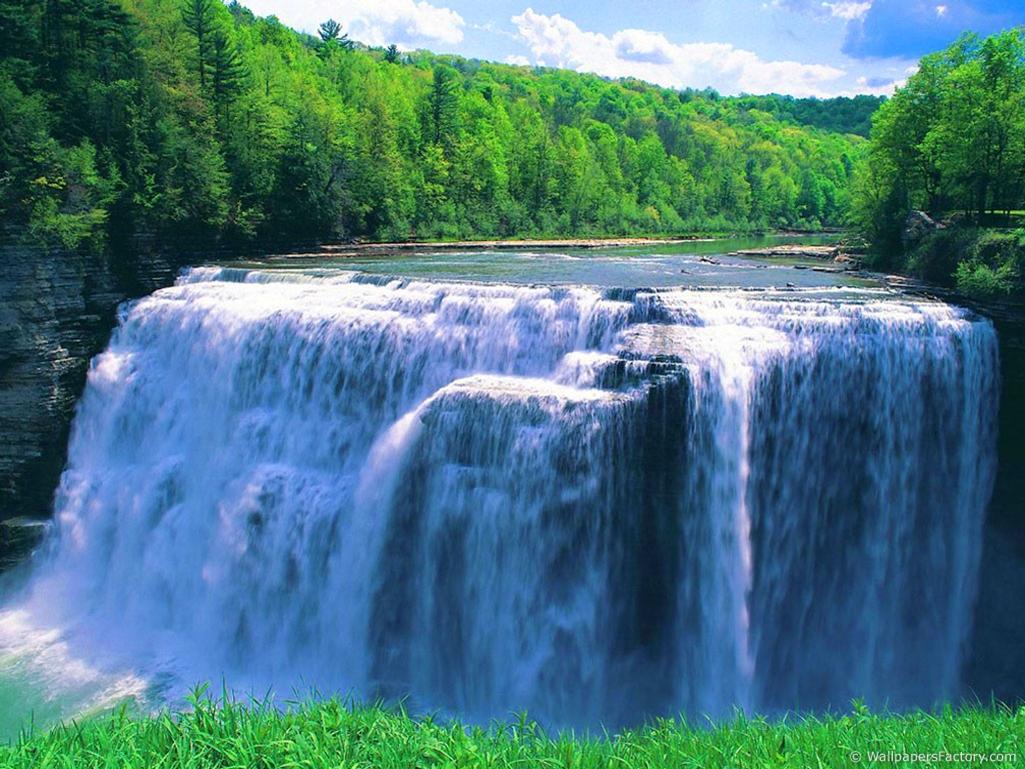 waterfall wallpapers beautiful