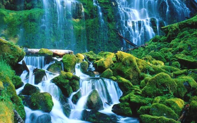 waterfall wallpapers desktop hd