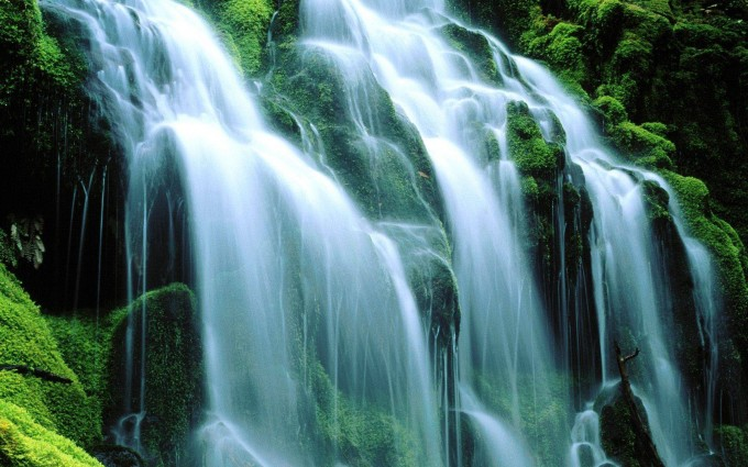 waterfall wallpapers nature hd