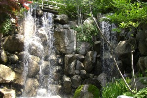 waterfall wallpapers rainforest