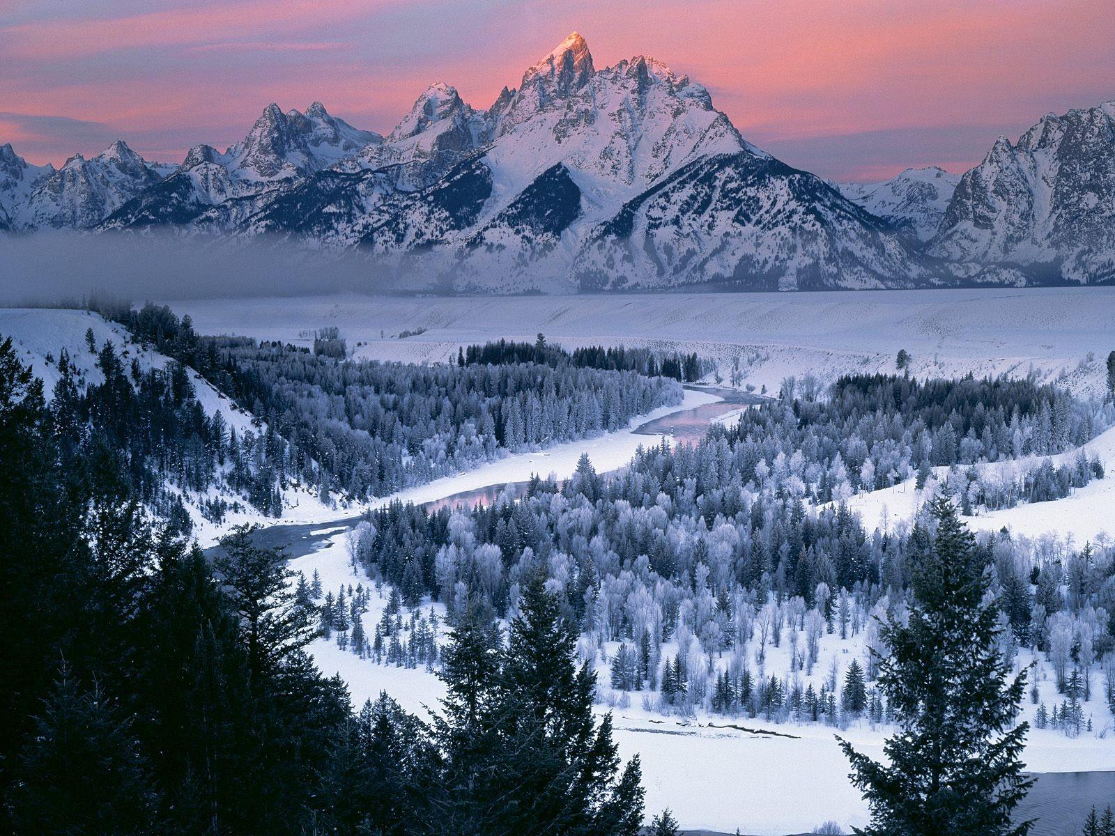 winter wallpaper free