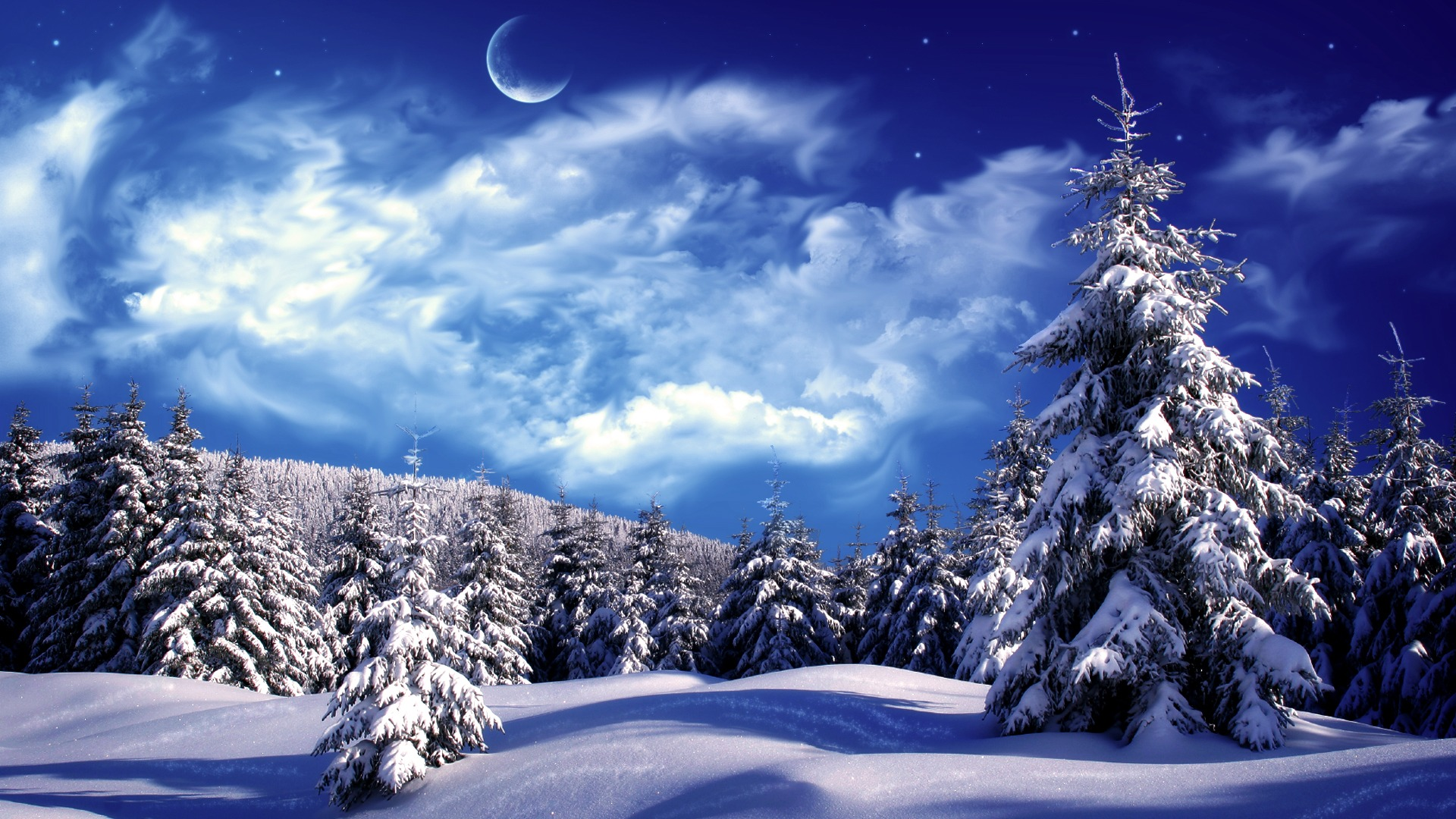winter wallpapers hd wide