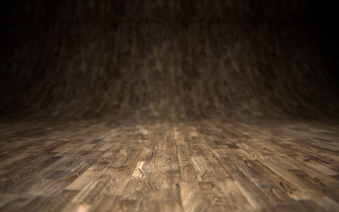 wood wallpaper floor