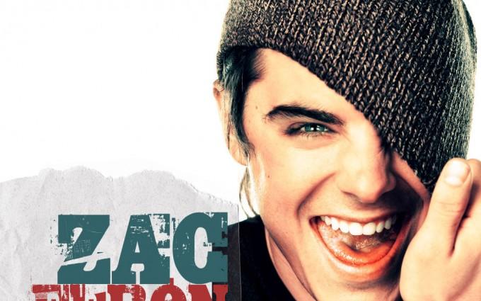 Zac Efron Desktop Wallpaper