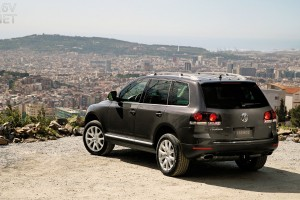 Volkswagen Touareg cool