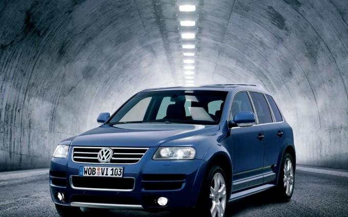 Volkswagen Touareg wallpapers hd