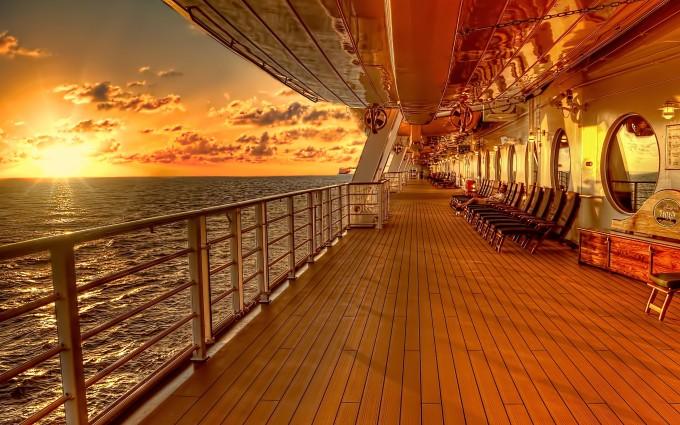 amazing sunset wallpapers cruise