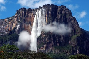 angel waterfalls venezuela