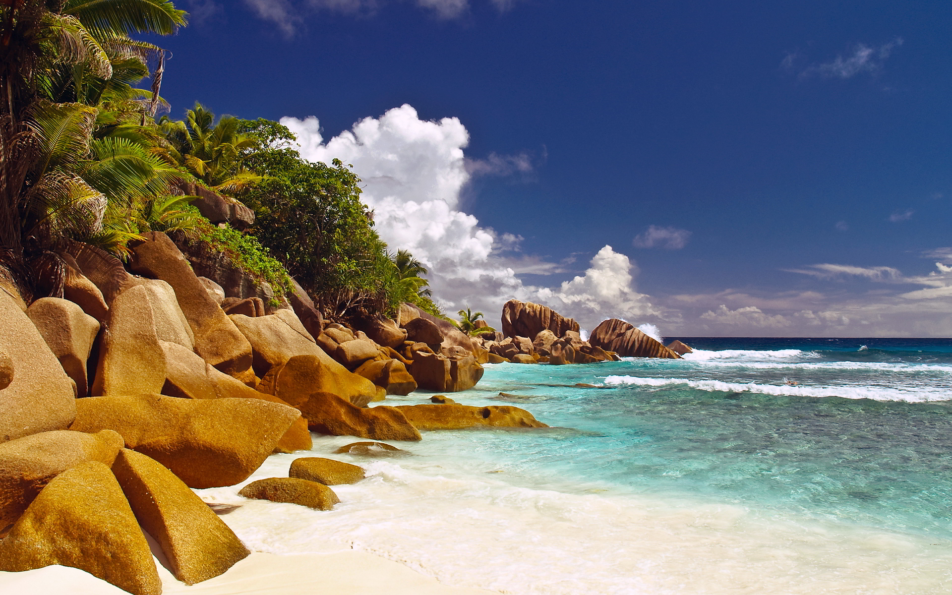 Beach Pictures Hd Wallpapers: Beach Background - HD Desktop Wallpapers