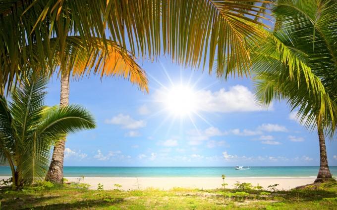 beach hd photo