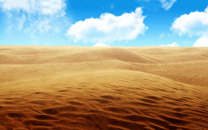 beautiful desert sand hd