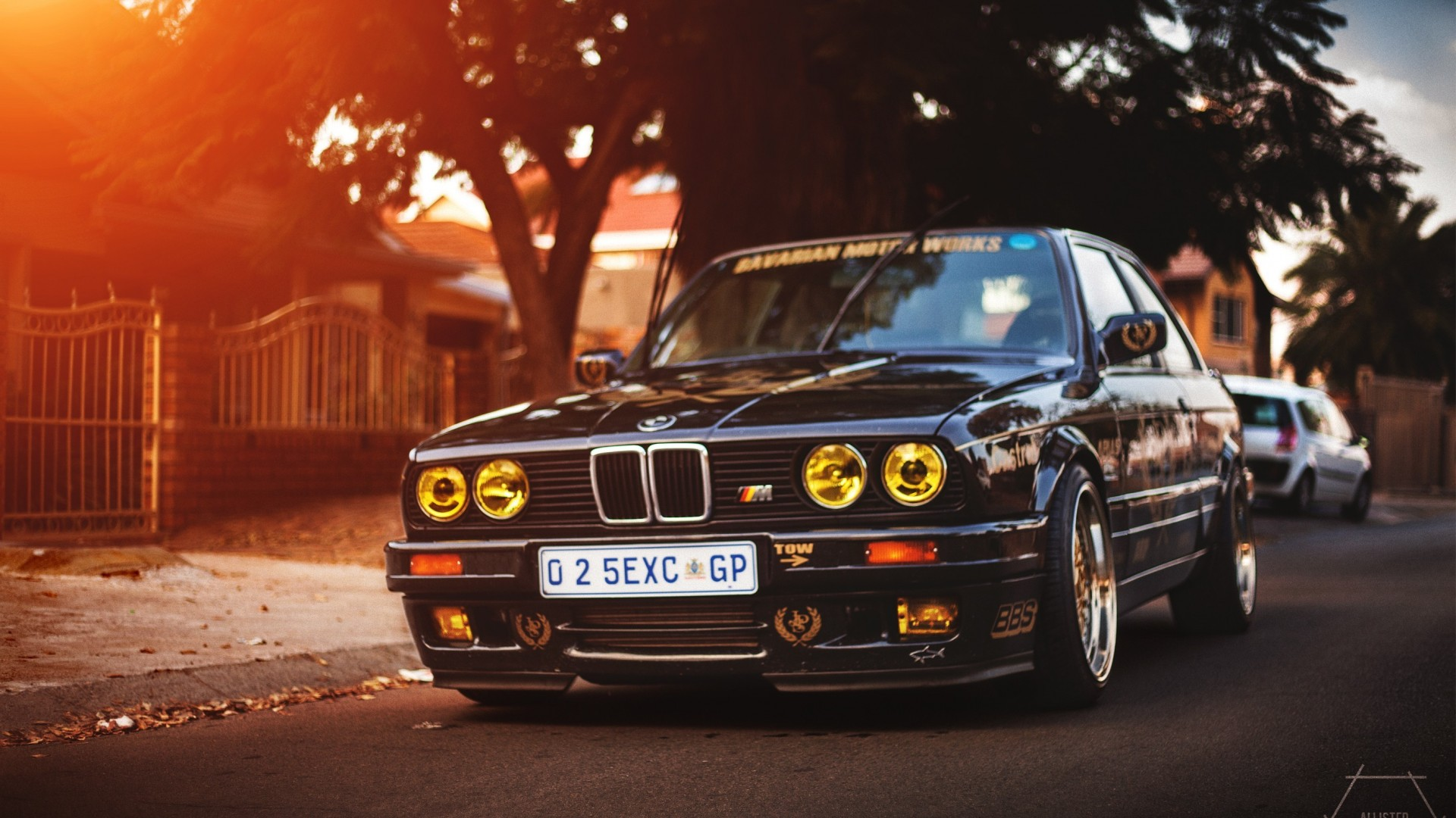 bmw e30 sunshine