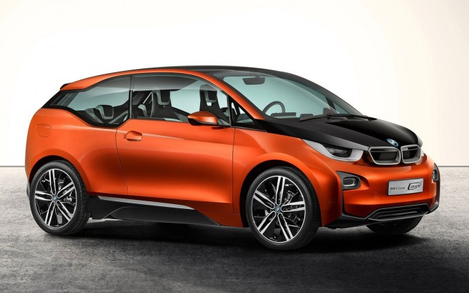 bmw i3 coupe wallpaper