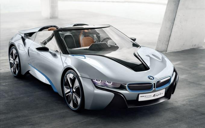 bmw i8 awesome car