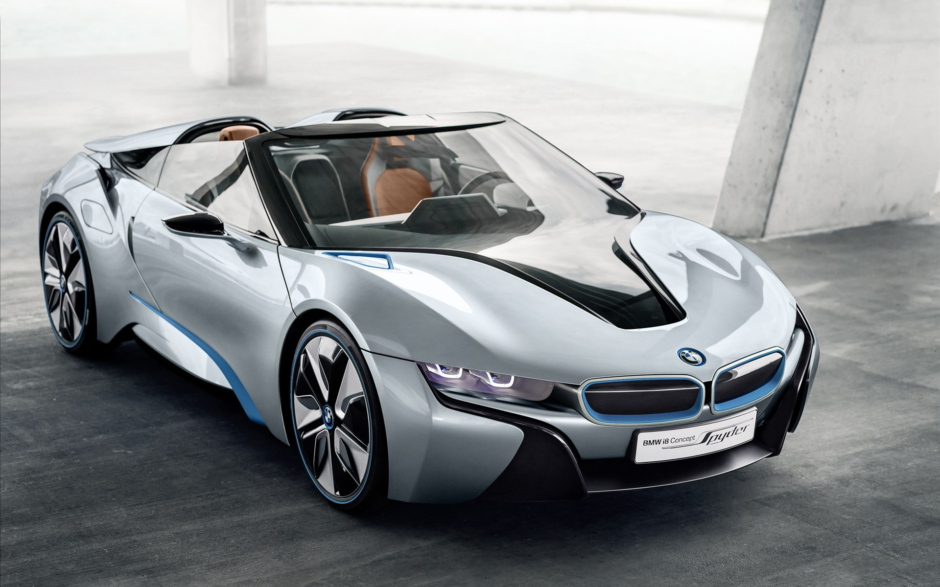 bmw i8 awesome car