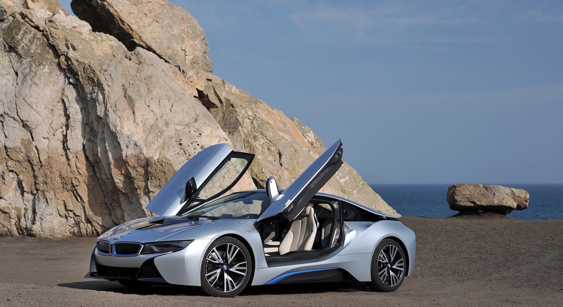 bmw i8 beach wings