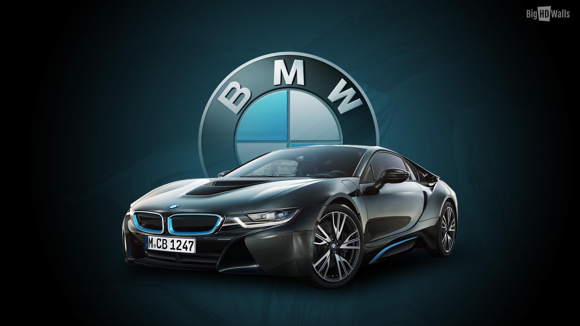 Bmw I8 Car Concept 4k Hd Desktop Wallpaper For 4k Ultra Hd: Bmw I8 Cool Car - HD Desktop Wallpapers