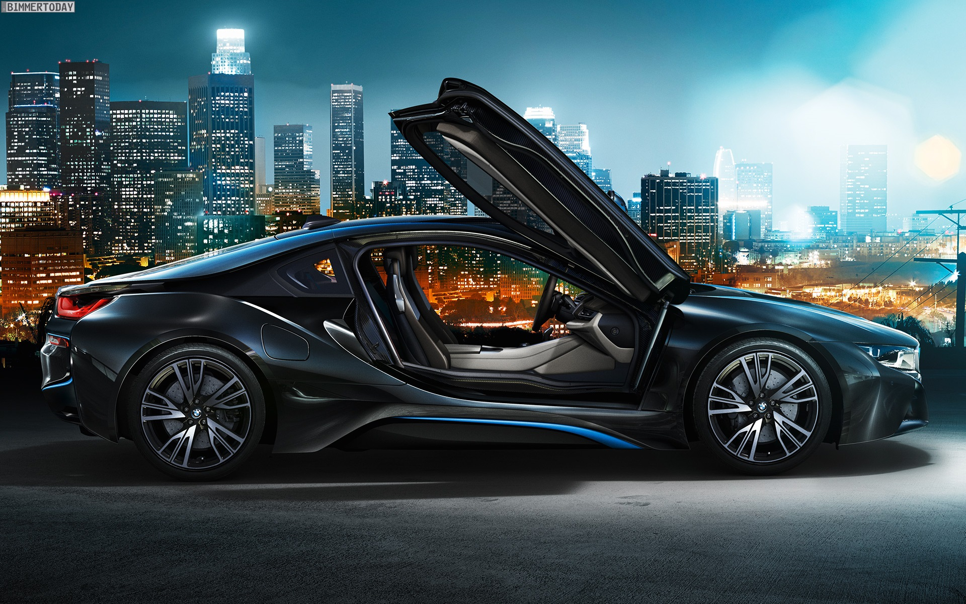 bmw i8 cool car