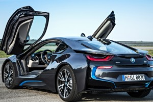bmw i8 side wings