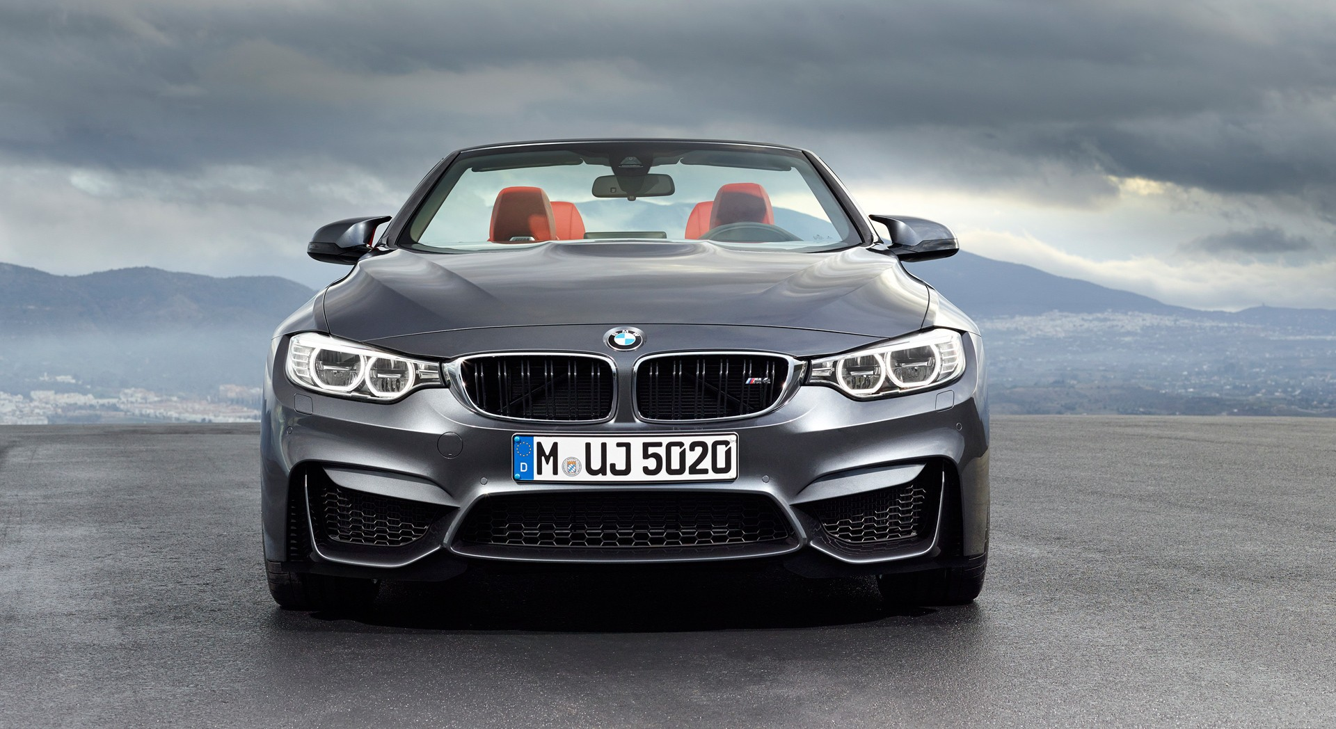 bmw m4 cabrio front hd desktop wallpapers 4k hd. Black Bedroom Furniture Sets. Home Design Ideas