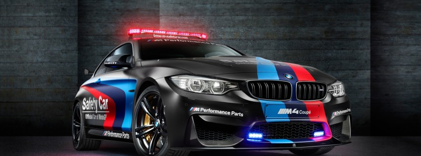 bmw m4 motogp safety car  Wallpaper
