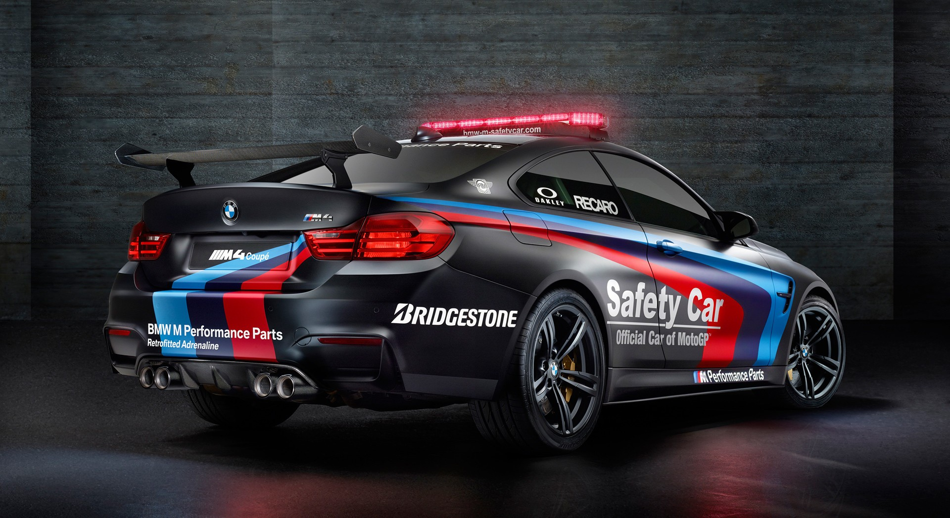 bmw m4 motogp safety car hd