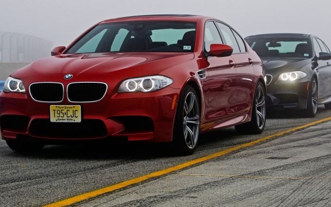bmw m5 amazing car