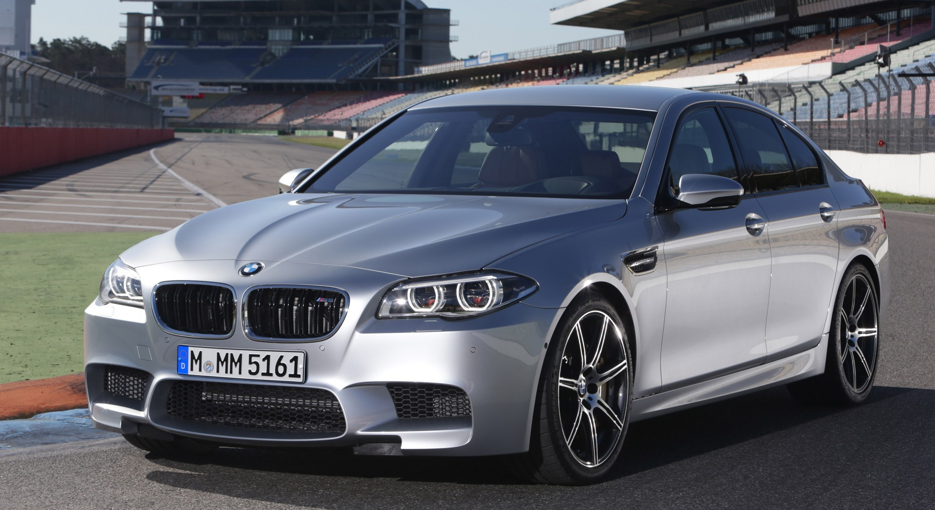 bmw m5 track pictures