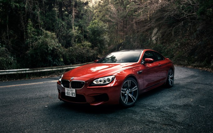 bmw m6 specification