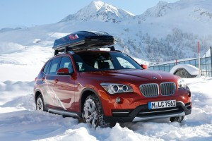 bmw x1 edition powder ride images