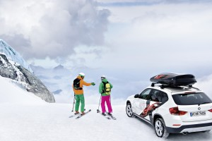 bmw x1 edition powder ride price